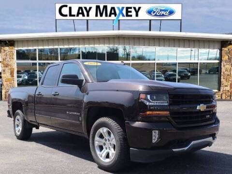 2019 Chevrolet Silverado 1500 LD for sale at Clay Maxey Ford of Harrison in Harrison AR