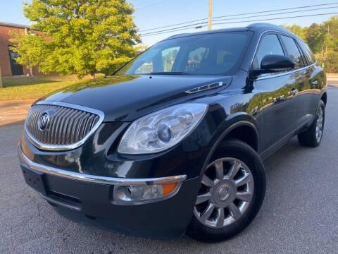 2011 Buick Enclave for sale at Gwinnett Luxury Motors in Buford GA