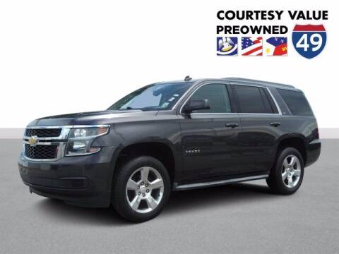 2015 Chevrolet Tahoe for sale at Courtesy Value Pre-Owned I-49 in Lafayette LA