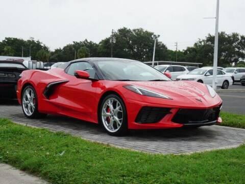 2021 Chevrolet Corvette for sale at Bob Boast Volkswagen in Bradenton FL