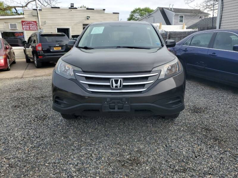 2014 Honda CR-V for sale at RMB Auto Sales Corp in Copiague NY