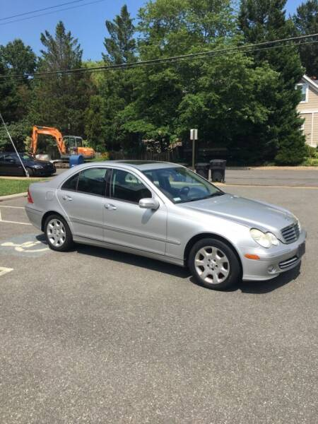 2005 Mercedes-Benz 240-Class for sale at All American Imports in Arlington VA