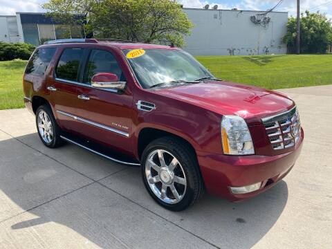 2011 Cadillac Escalade for sale at Best Buy Auto Mart in Lexington KY