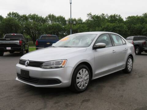 2014 Volkswagen Jetta for sale at Low Cost Cars North in Whitehall OH