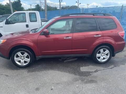 2010 Subaru Forester for sale at Glen Burnie Auto Exchange in Glen Burnie MD