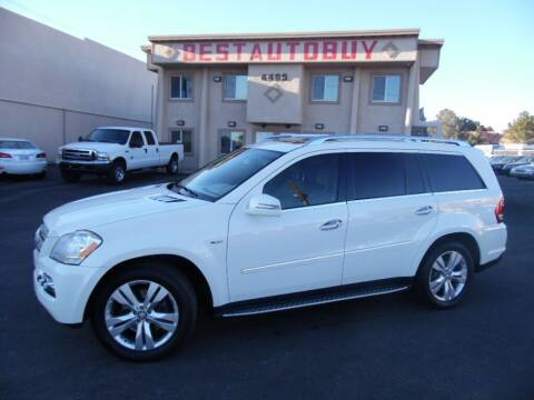 2011 Mercedes-Benz GL-Class for sale at Best Auto Buy in Las Vegas NV