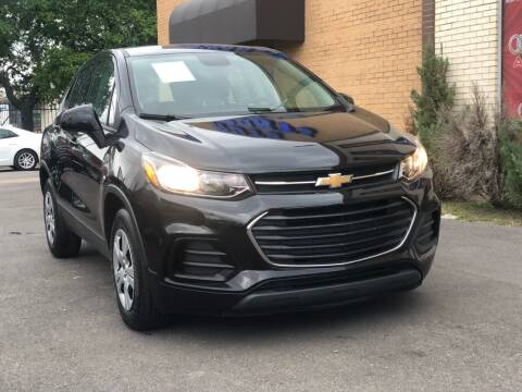 2019 Chevrolet Trax for sale at Auto Imports in Houston TX
