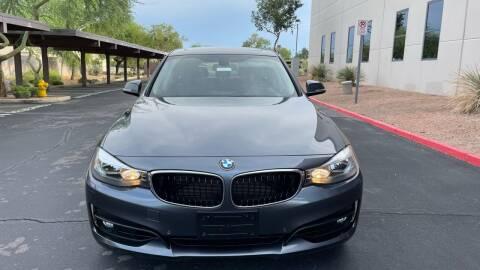 2015 BMW 3 Series for sale at Autodealz in Tempe AZ