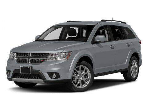 2017 Dodge Journey for sale at QUALITY MOTORS in Salmon ID
