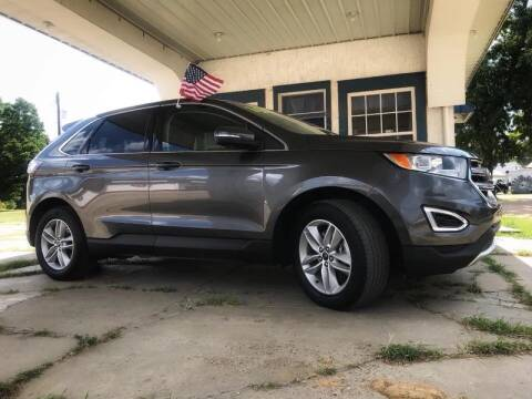 2016 Ford Edge for sale at The Truck Shop in Okemah OK