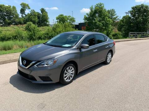 2019 Nissan Sentra for sale at Abe's Auto LLC in Lexington KY
