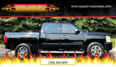 2011 Chevrolet Silverado 1500 for sale at Square 1 Auto Sales - Commerce in Commerce GA