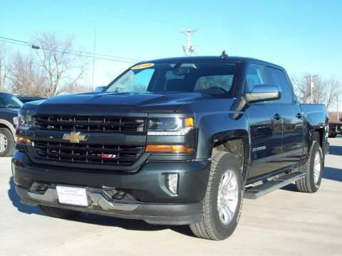 2018 Chevrolet Silverado 1500 for sale at Nemaha Valley Motors in Seneca KS