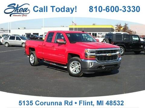 2018 Chevrolet Silverado 1500 for sale at Jamie Sells Cars 810 - Linden Location in Flint MI
