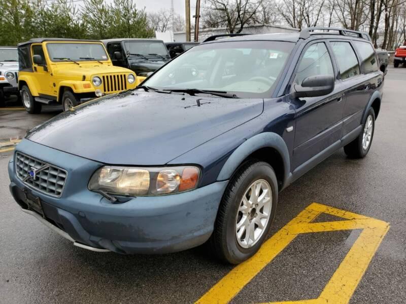 2004 Volvo XC70 for sale at MX Motors LLC in Ashland MA