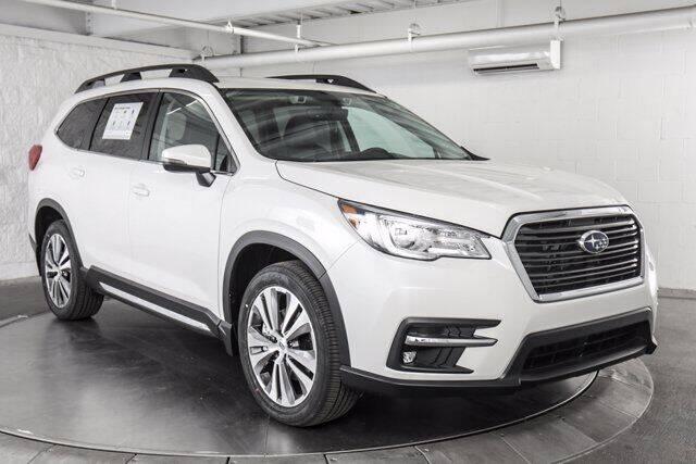 2021 Subaru Ascent Limited 8-Passenger