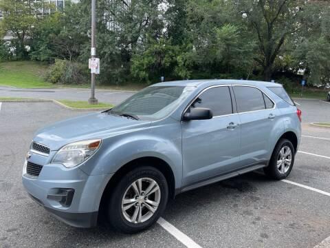 2014 Chevrolet Equinox for sale at JOANKA AUTO SALES in Newark NJ