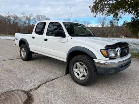 2001 Toyota Tacoma for sale at 100% Auto Wholesalers in Attleboro MA