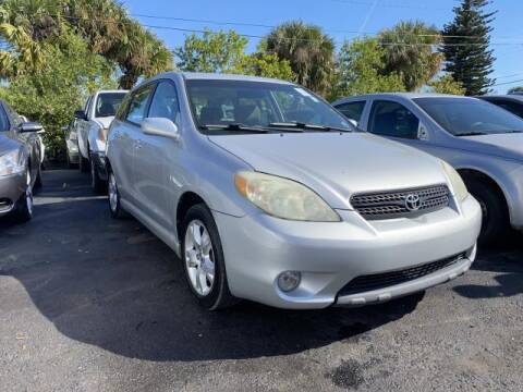 2007 Toyota Matrix for sale at Mike Auto Sales in West Palm Beach FL