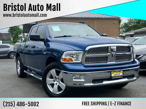2009 Dodge Ram Pickup 1500 for sale at Bristol Auto Mall in Levittown PA