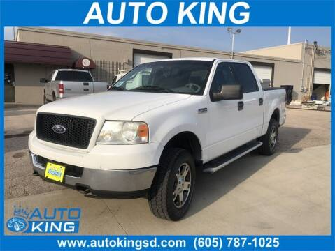 2005 Ford F-150 for sale at Auto King in Rapid City SD