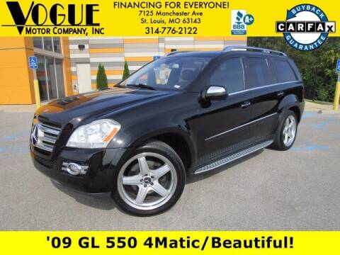2009 Mercedes-Benz GL-Class for sale at Vogue Motor Company Inc in Saint Louis MO