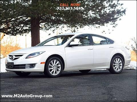 2013 Mazda MAZDA6 for sale at M2 Auto Group Llc. EAST BRUNSWICK in East Brunswick NJ