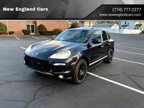 2009 Porsche Cayenne for sale at New England Cars in Attleboro MA