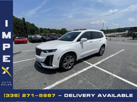 2021 Cadillac XT6 for sale at Impex Auto Sales in Greensboro NC