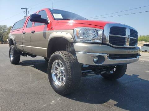 2006 Dodge Ram Pickup 2500 for sale at Thornhill Motor Company in Hudson Oaks, TX