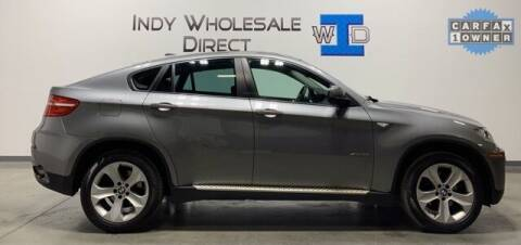2013 BMW X6 for sale at Indy Wholesale Direct in Carmel IN