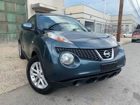 2011 Nissan JUKE for sale at Illinois Auto Sales in Paterson NJ