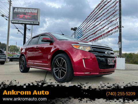 2013 Ford Edge for sale at Ankrom Auto in Cambridge OH