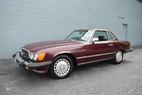 1986 Mercedes-Benz 560-Class for sale at Precision Imports in Springdale AR