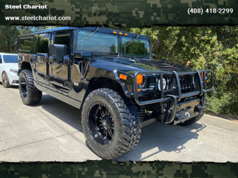2006 HUMMER H1 Alpha for sale at Steel Chariot in San Jose CA