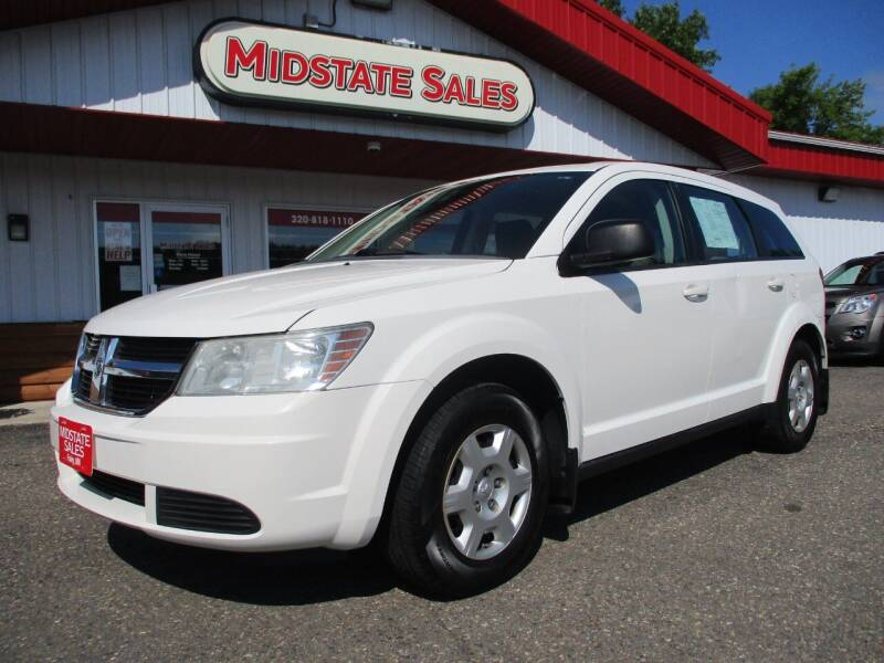 2009 Dodge Journey for sale at Midstate Sales in Foley MN