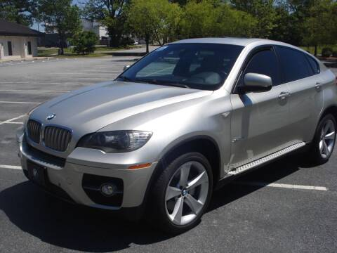 2010 BMW X6 for sale at Uniworld Auto Sales LLC. in Greensboro NC