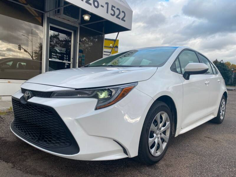 2020 Toyota Corolla for sale at Mainstreet Motor Company in Hopkins MN