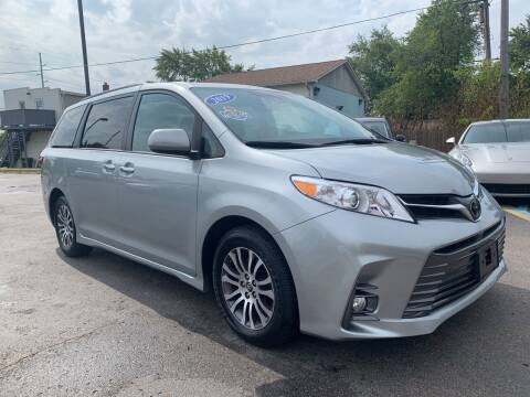 2019 Toyota Sienna for sale at A 1 Motors in Monroe MI