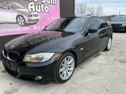 2011 BMW 3 Series for sale at Euro Auto in Overland Park KS