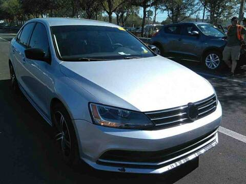 2015 Volkswagen Jetta for sale at Gulf South Automotive in Pensacola FL