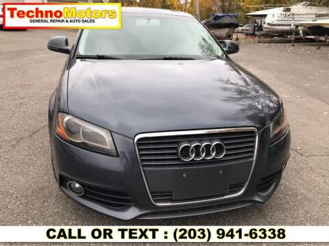 2010 Audi A3 for sale at Techno Motors in Danbury CT