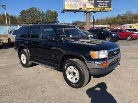 1998 Toyota 4Runner for sale at Greenbrier Auto Sales in Greenbrier AR