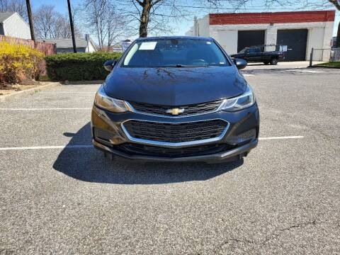 2017 Chevrolet Cruze for sale at RMB Auto Sales Corp in Copiague NY