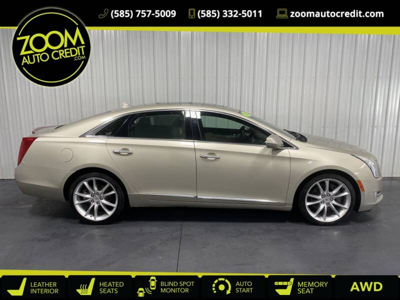 2014 Cadillac XTS for sale at ZoomAutoCredit.com in Elba NY