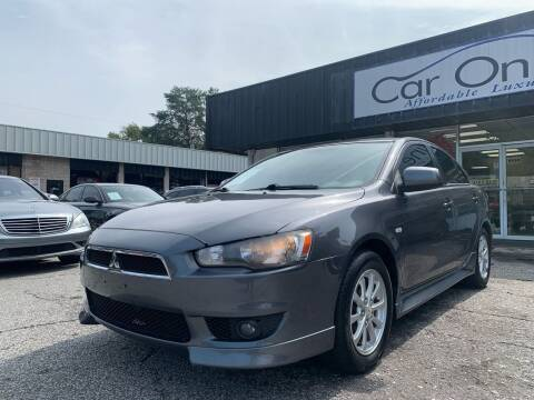 2010 Mitsubishi Lancer for sale at Car Online in Roswell GA