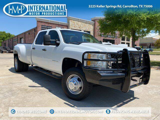 2011 Chevrolet Silverado 3500HD for sale at International Motor Productions in Carrollton TX
