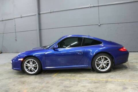 2009 Porsche 911 for sale at EA Motorgroup in Austin TX
