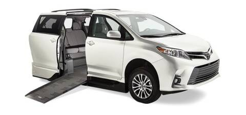 2020 Toyota Sienna for sale at Handicap of Jackson in Jackson TN
