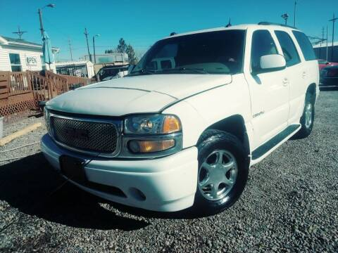 2004 GMC Yukon for sale at DK Super Cars in Cheyenne WY
